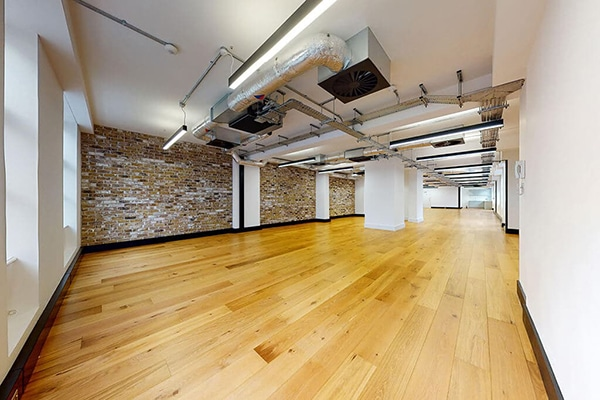 Second floor office space to let, Fitzrovia, London